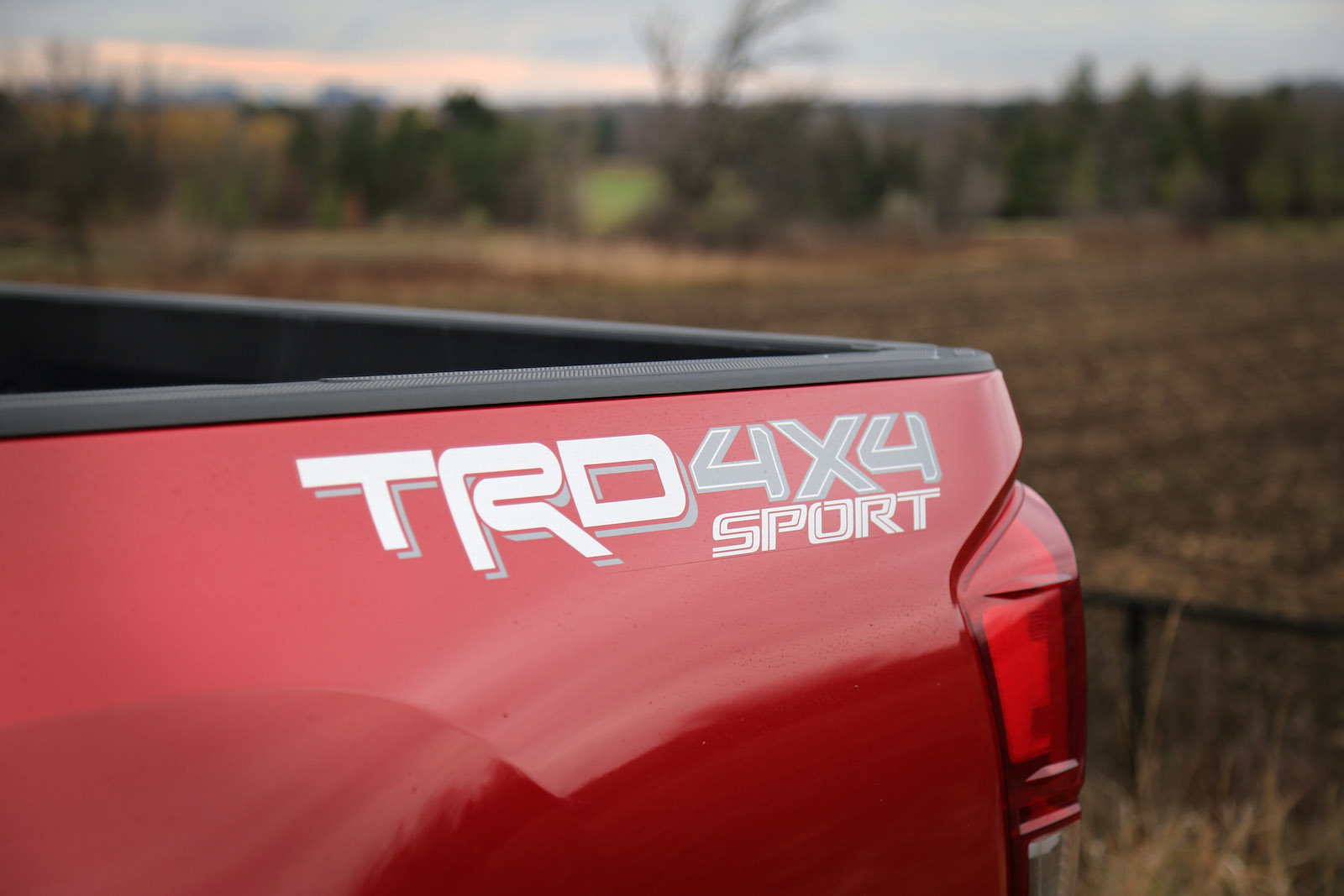 2 side Toyota TRD Truck SPORT 4x4 Toyota Racing Tacoma Decal Vinyl Sticker#3