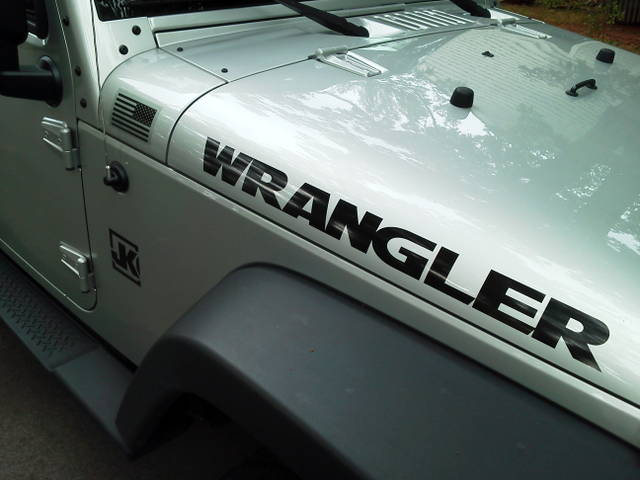 set of 2x sticker vinyl car bumper decal macbook flag ohio usa american