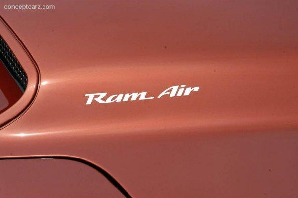 2 Pontiac Trans Am Ram Air Replacement Hood Decals Stickers