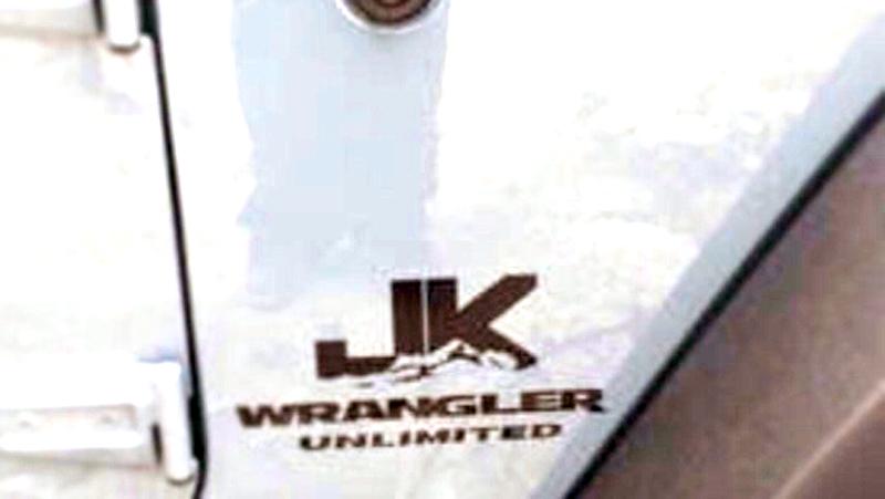 2 JK Jeep Mountain Wrangler Unbegrenzt CJ TJ YK JK XJ Alle Farben Aufkleber Aufkleber