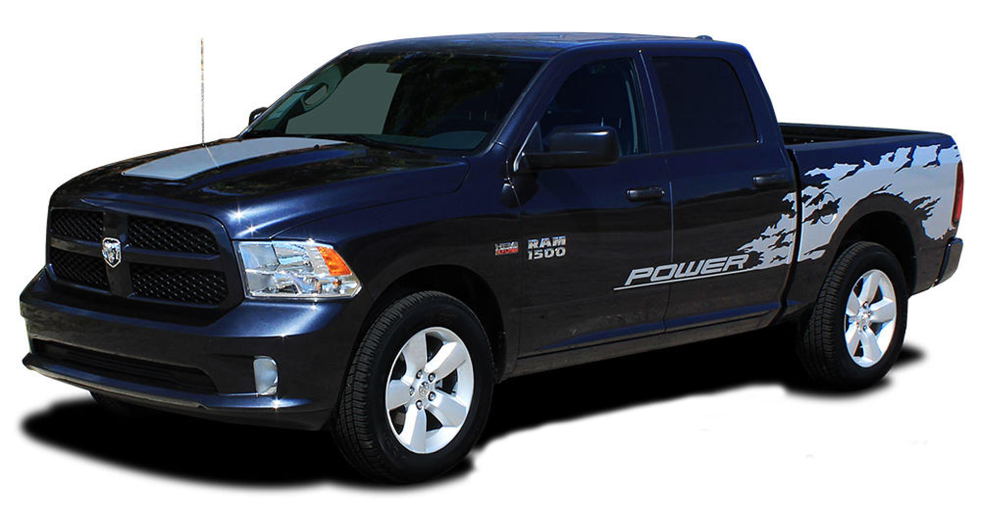 Product 2011 2015 Dodge Ram Rage Bed Graphics Solid Or