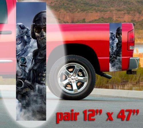 Army Force US Elite Nachtgrafiken Vinyl Sticker Decal passt zu RAM TUNDRA F150