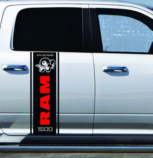 Bett Fender Türen passt DODGE Ram Hemi, 1500, 2500HD, 3500HD 2007 bis 2017