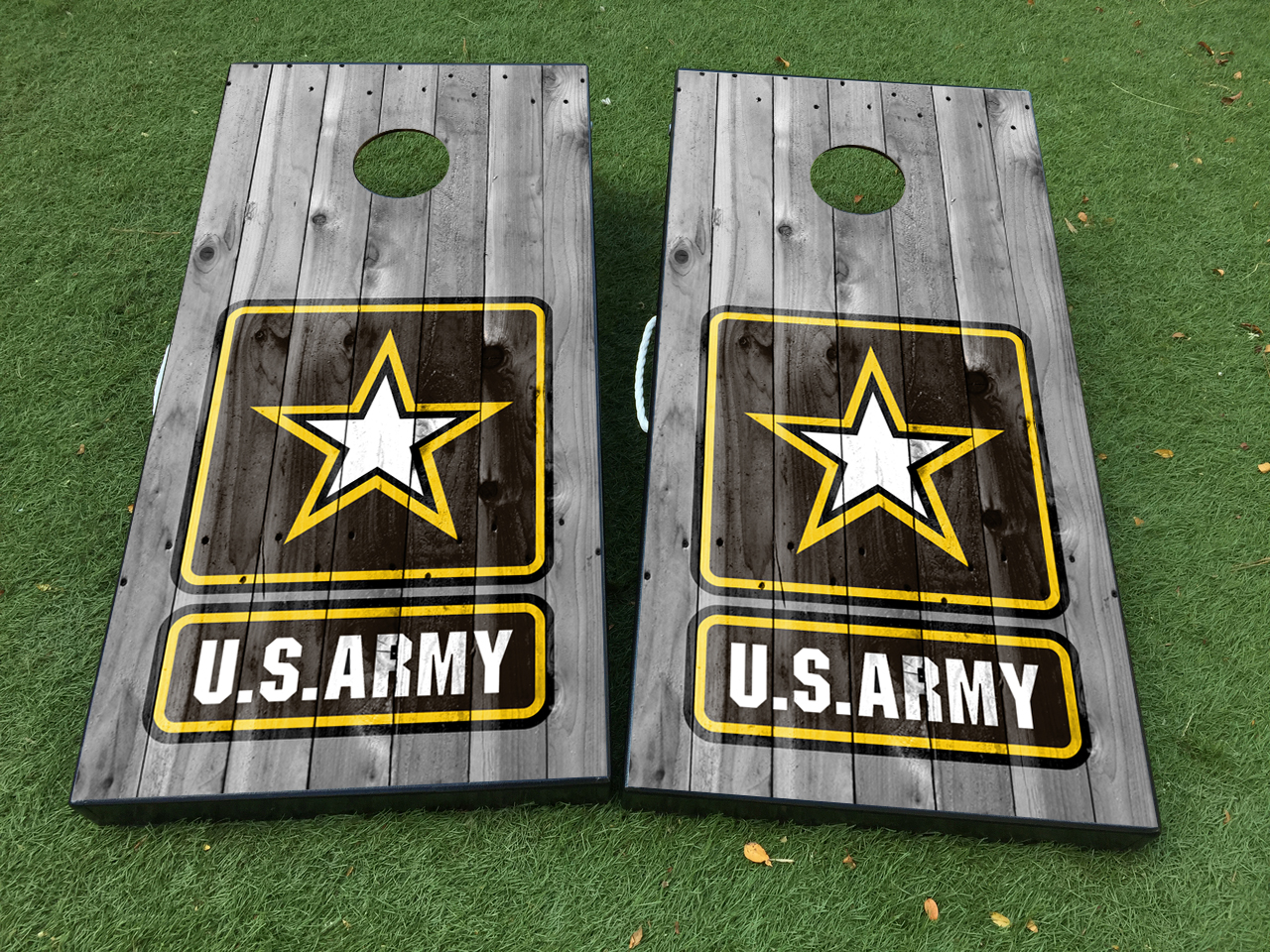 Product us army military cornhole board game decal vinyl