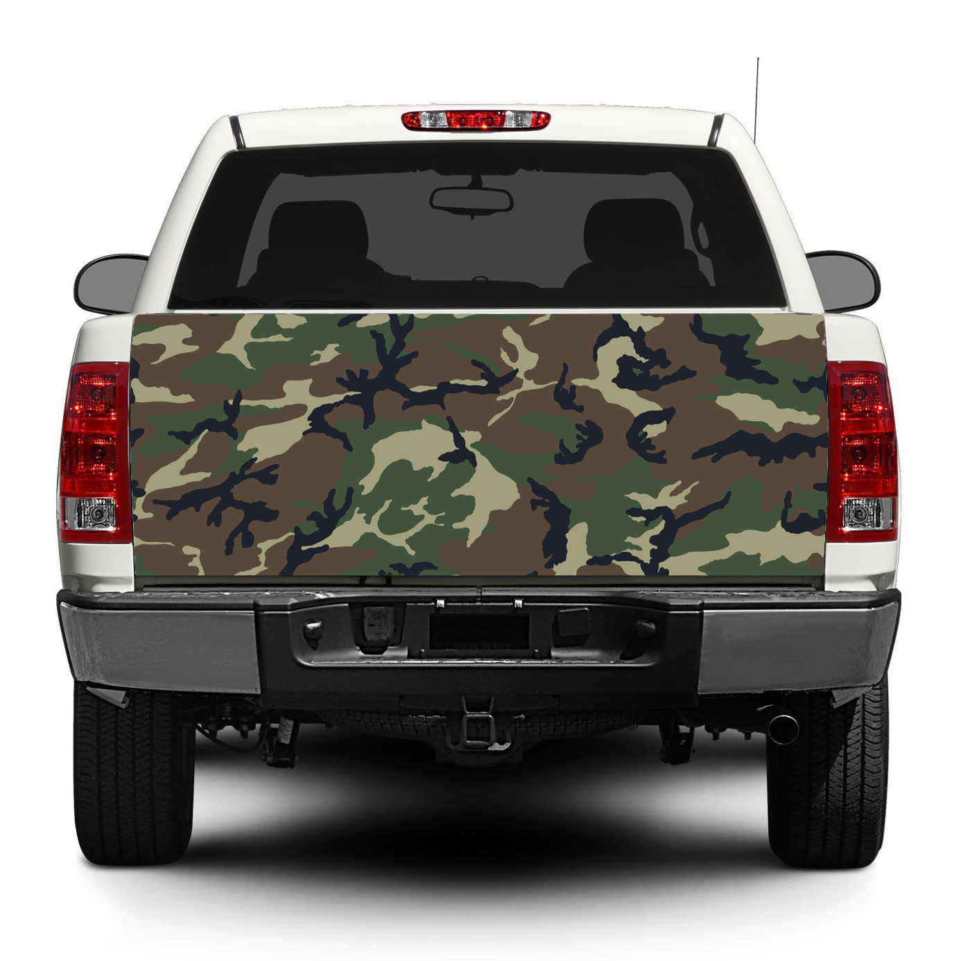 Product Camouflage Camo Military Tailgate Decal Sticker