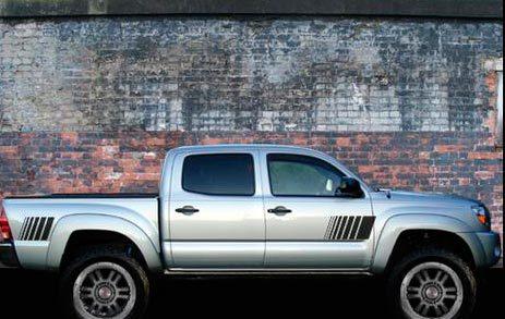 "2 Skull Decals 12/"" vinyl large Graphic sticker Car Truck Boat tailgate window v1"
