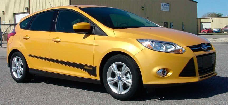 2011-2017 Ford Focus Converge Grafikkit