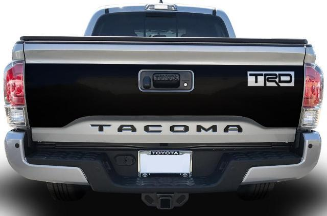 TOYOTA TACOMA (2016-2017) VINYL DECAL WRAP KIT - TAILGATE