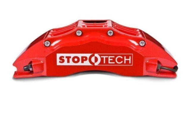 Stop Tech Brake Caliper Hochtemperatur-Vinyl-Aufkleber (jede Farbe)