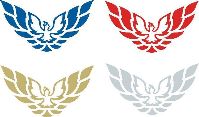 Pontiac Firebird Trans Am Formel Segeltafel Vogel Grafik Aufkleber 98-02