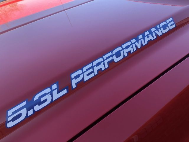 5.3L PERFORMANCE + Outline Hood, Aufkleber für Chevy, GMC, Silverado, Sierra