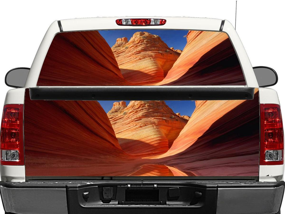 Grand Canyon Rear Window OR tailgate Decal Sticker Pick-up Truck SUV Car
