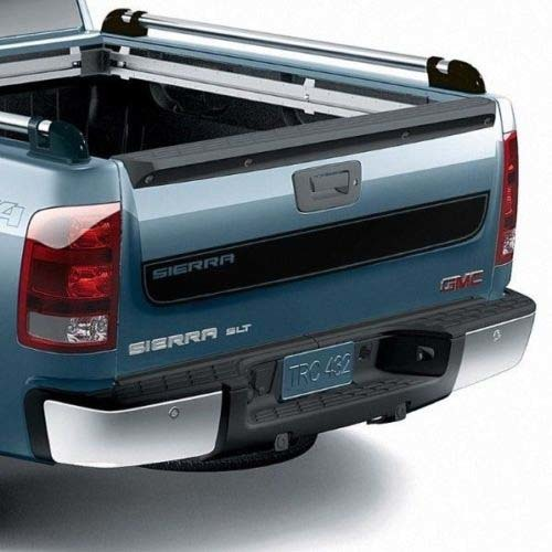 GMC Sierra Bed Tailgate Accent  Vinyl Graphics stripe decal