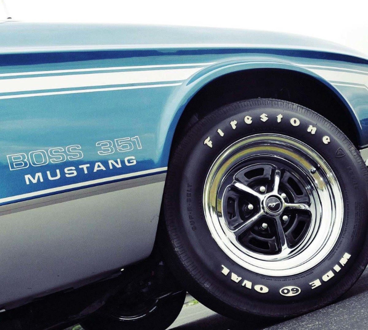 Mercury Cougar Decal Custom Sticker