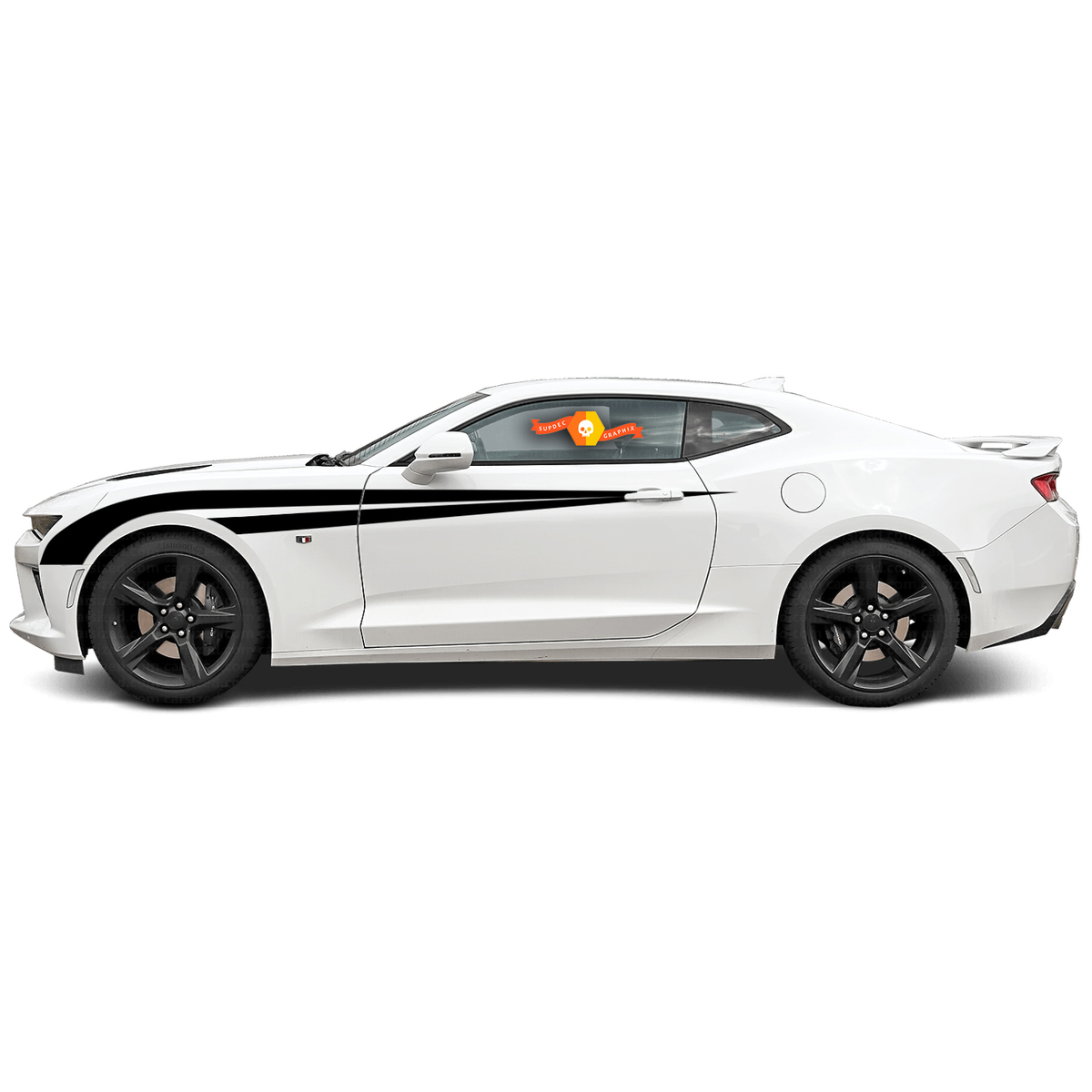 CHEVROLET CAMARO 2016-2018 SIDE FENDER ACCENT STRIPES