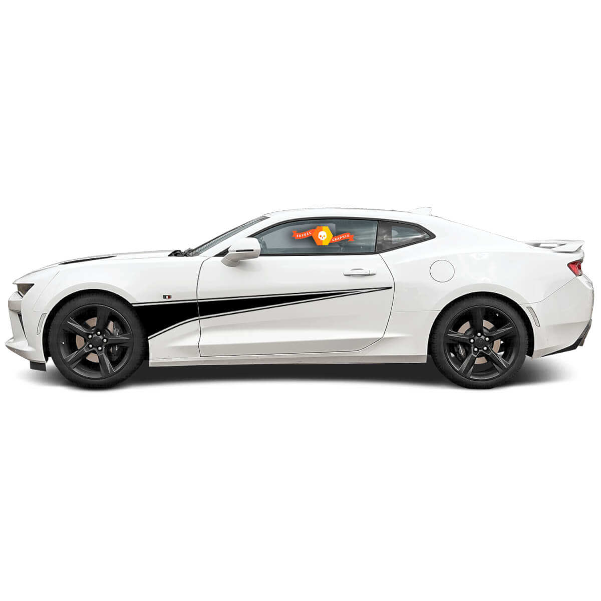 Chevrolet Camaro 2010-2020 Side Accent Stripes