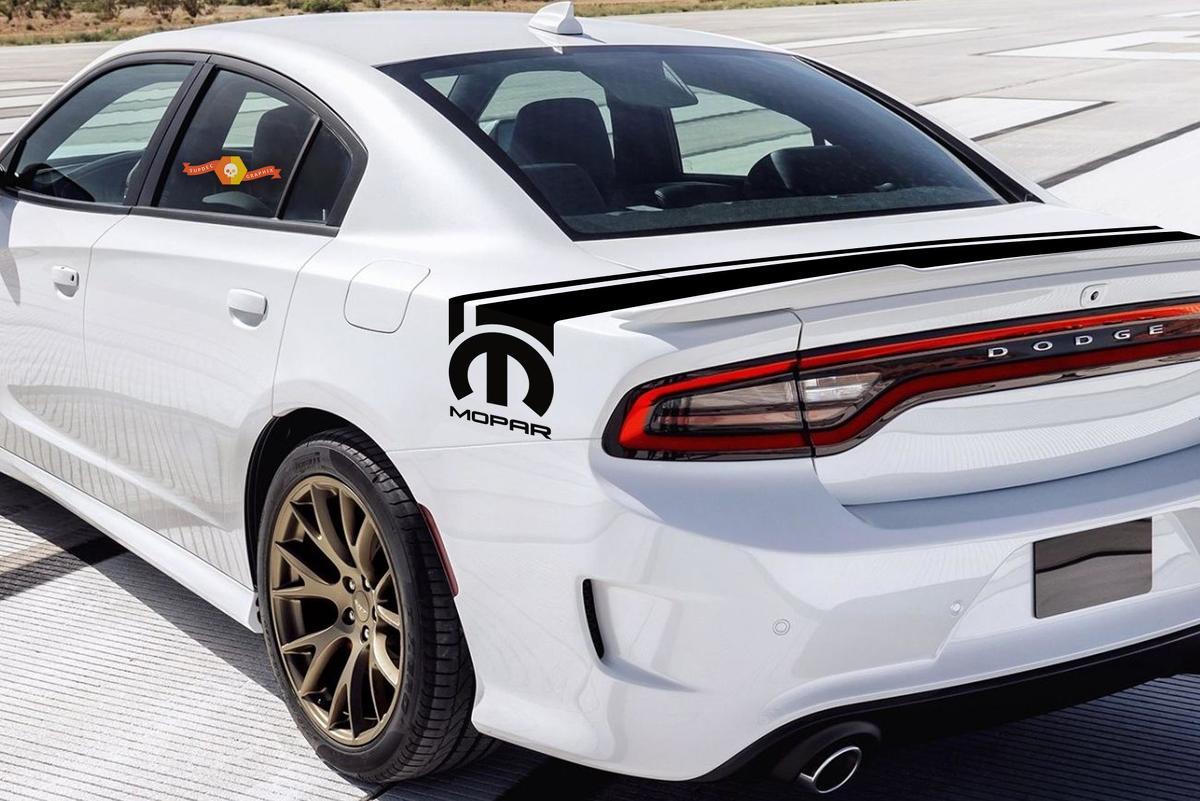 Dodge Charger 2011 - 2014 - MOPAR Deckdeckelstreifen-Kit