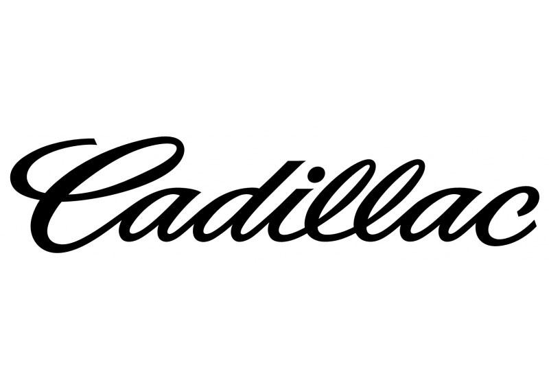 CADILLAC DECAL 2005 Selbstklebender Vinyl-Aufkleber
