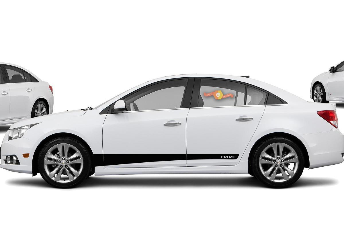 Chevrolet Holden Cruze - Seitenstreifen-Aufkleber Türlinienaufkleber