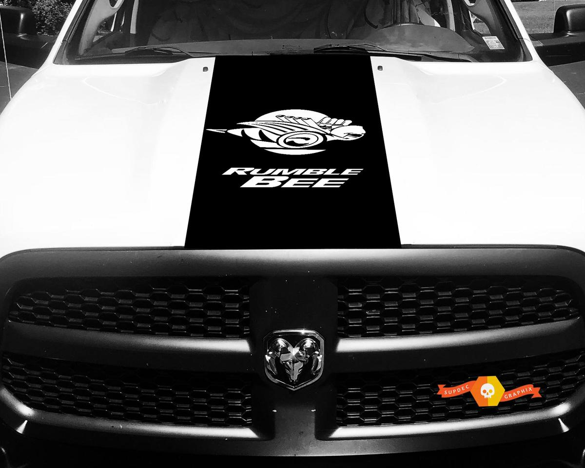Ram 1500 Sport Hood 3pc Decal Stripe Set Plain Racing Stripe Hemi 5 7 Mopar Scanlanka Com