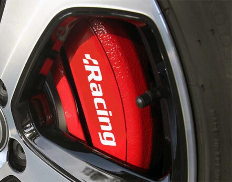 8 x AUDI VW Volkswagen VAG Racing  Brake Caliper Calliper Decals Stickers A1 A2 A3 A4 A5 A