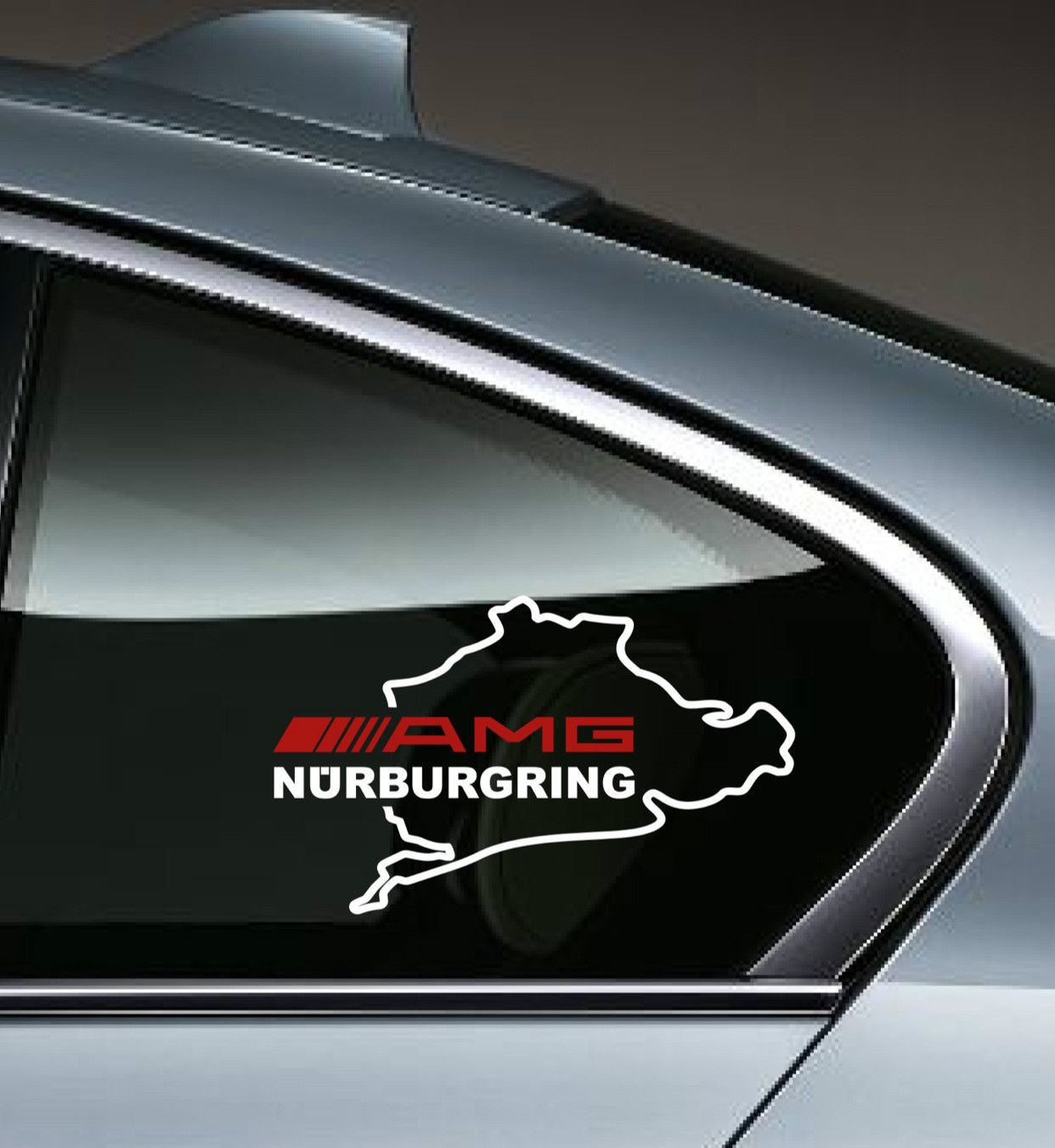 Product amg nurburgring mercedes benz c55 clk e55 cls63 for A mercedes benz product sticker