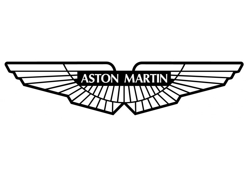 Product Aston Martin 1997 Self Adhesive Vinyl Sticker Decal