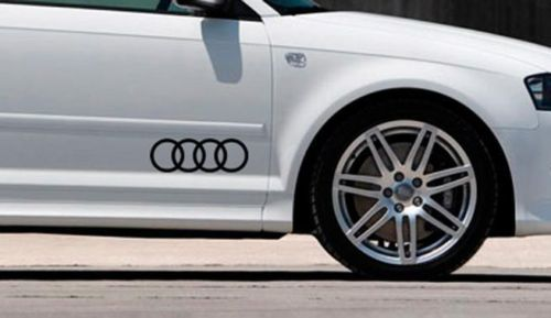 SupDec - Audi decals stickers