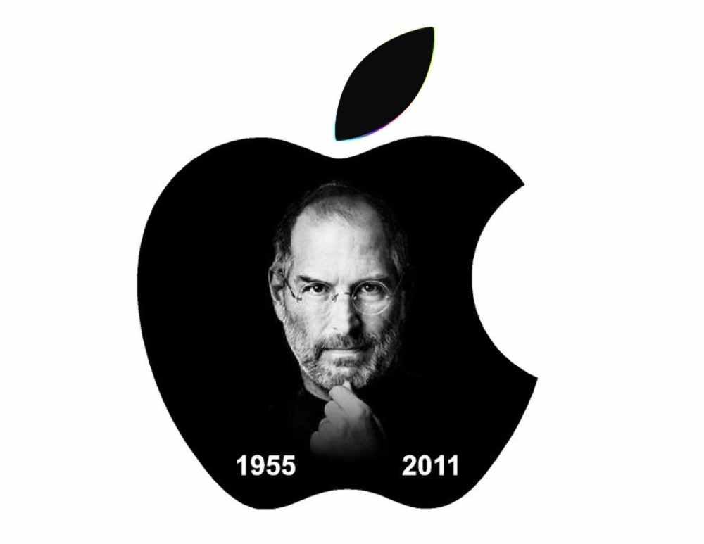 Find A Grave Steve Jobs: Product: Apple Steve Jobs Memorial Decal Sticker Full
