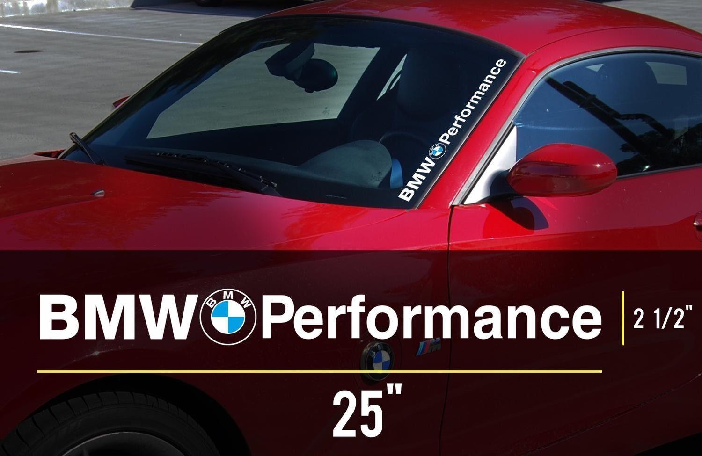 Product BMW Logo Performance M M E E E E E E E - Bmw car decals stickers