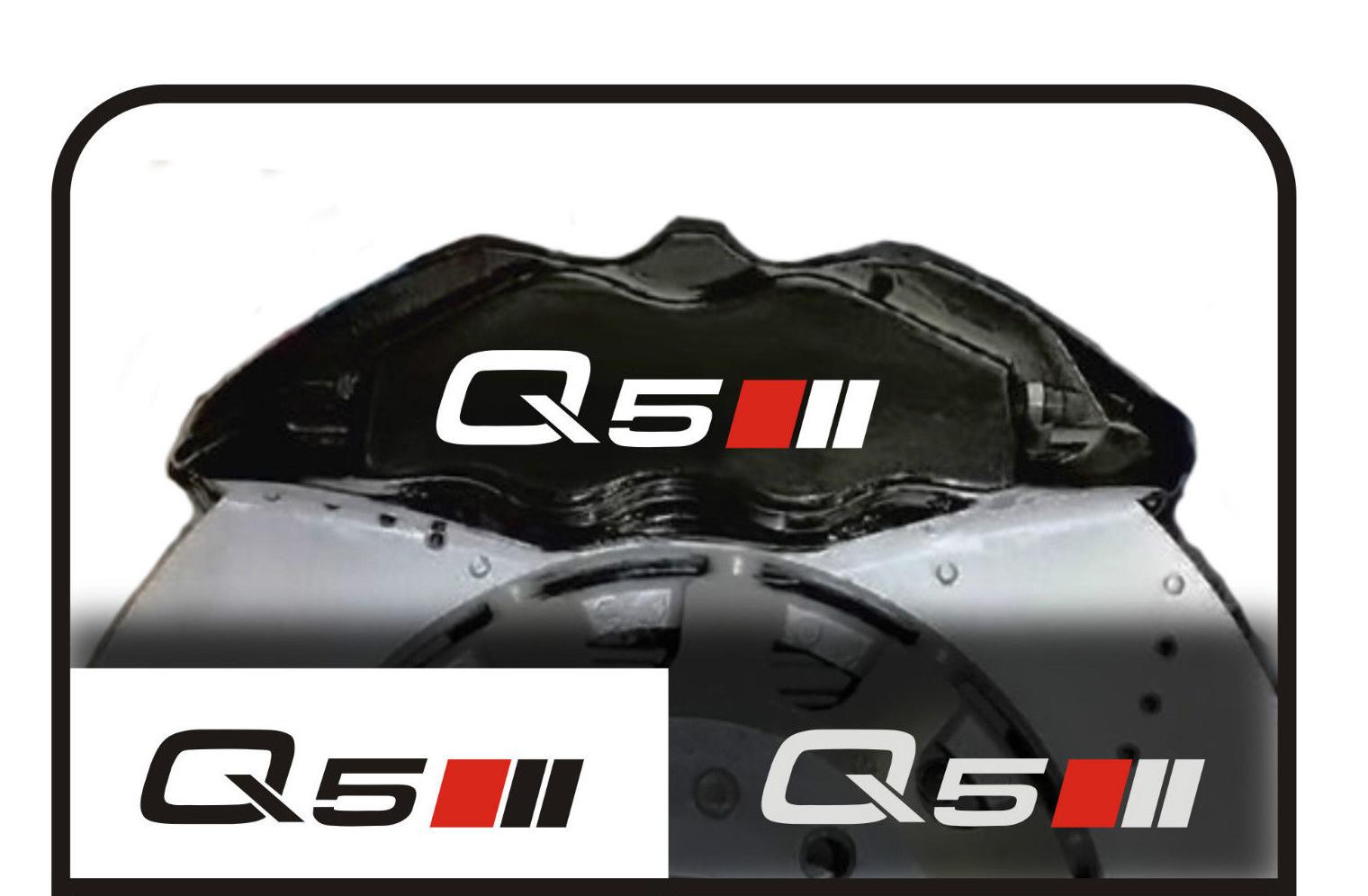 AUDI Q5 Bremssattelbremse AUDI Q5 A3 S3 RS3 Q3 Q7 TT S-Line-Linie