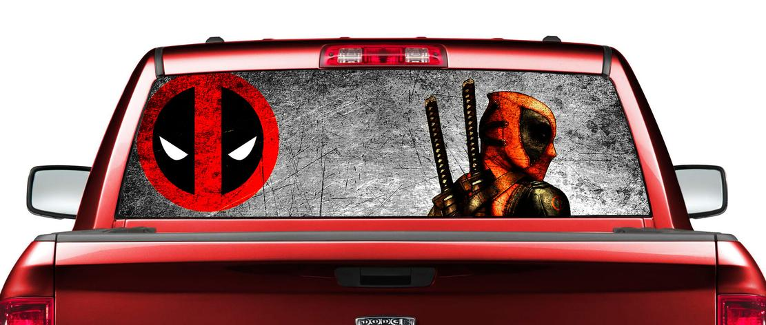 Graphics For Truck Rear Window Decal Graphics Wwwgraphicsbuzzcom - Window decals for trucks rear