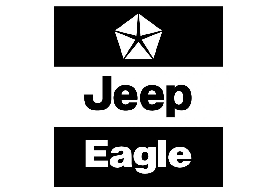 Jeep eagle decal 2034 self adhesive vinyl sticker decal