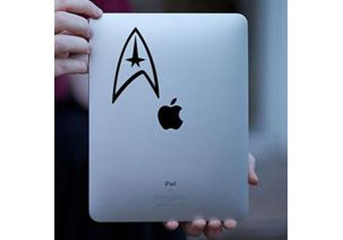Star Wars iPad Decal Sticker