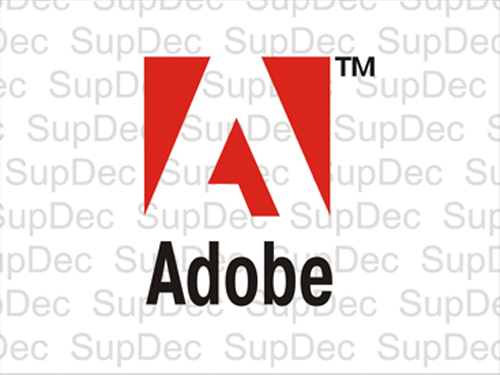adobe decal
