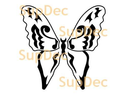 Butterfly Vinyl Art Wall  Window Bathroom Sticker Decal  #14