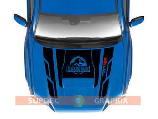 TRD Tacoma Hood 4x4 Pro Sport Off Road Nein! Scoop Jurassic Park Vinyl Aufkleber Aufkleber Fit to Tacoma 16-21