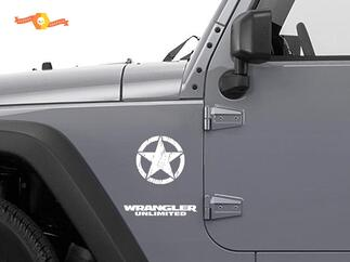 2 Jeep Star Black Ops Oscar Mike Wrangler 6