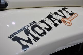 2 MOJAVE Jeep Wrangler Rubicon TJ YK JK Vinylaufkleber