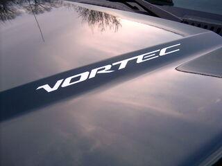 2 VORTEC Hood Aufkleber Aufkleber Emblem Chevy Silverado GMC Sierra Avalanche