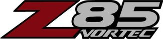2 GMC Z85 VORTEC SEIRRA YUKON CANYON Decal Sticker