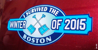 Par JEEP Boston Blizzard Emblem