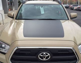 Toyota TACOMA 2016-2017 TRD Sport Hood Decal Graphics