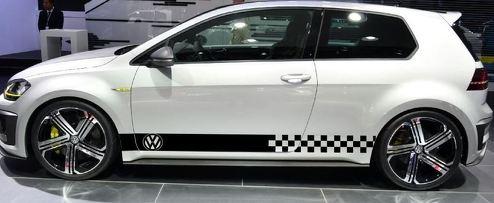 Aufkleber Aufkleber Streifen Kit Für Volkswagen Golf Mk4 Mk5 Mk6 Mk7 Gti R32 Absenken 2