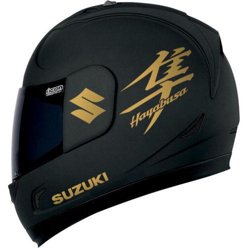 Suzuki hayabusa moto sticker for helmet fuel tank decal motorcycle shoel arai