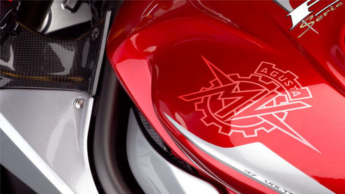 3 MV Agusta moto sticker for helmet for tank decal motorcycle arai bell shoei