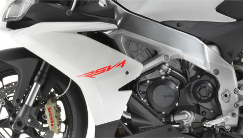 Aprilia RSV4 moto stickers for fairing decal motorcycle