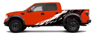 F-150 FORD RAPTOR MUD SPLATTER DECAL GRAPHICS STICKERS Vinyl Decal Graphic 2 Colors