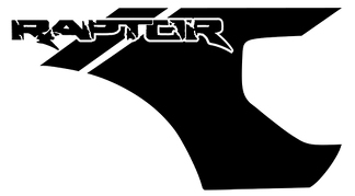 FORD RAPTOR F-150 Bed  Vinyl Graphic decals stickers fits models 2010-2014