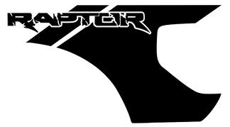 FORD RAPTOR F-150 Bett Vinyl Grafik Aufkleber Aufkleber passt Modelle 2010-2014